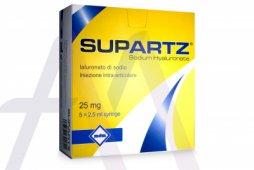 SUPARTZ® Italian 2.5ml 5 pre-filled syringes