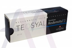 TEOSYAL® PURESENSE REDENSITY II 2x1ml 1mL 2 syringes